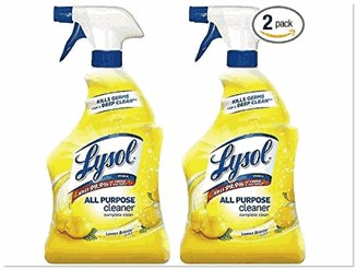 Lysol All Purpose Cleaner coronavirus